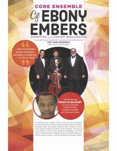 Of Ebony Embers