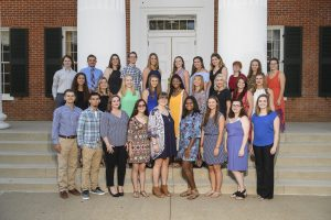 Mississippi Excellence in Teaching Program Admits 29 Freshman