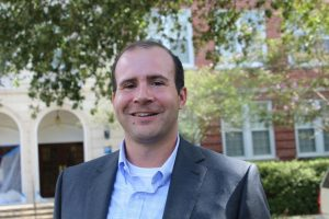 Ph.D. Alumnus James Strickland Lands Job at Mississippi College