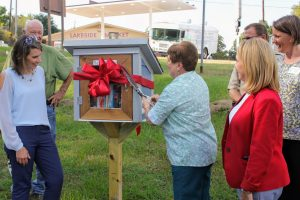 CELI Helps Little Free Library Program Grow