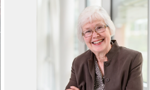 Hall of Fame: 4 Quick Questions with Dr. Jean M. Shaw