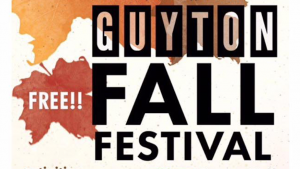 Guyton Hall Fall Festival Starts Monday