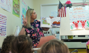 'Grandma's Tiny House' Wins CELI Read Aloud Book Award