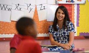 Earn Your M.Ed. or Ed.S. in K-12 Leadership 100% Online