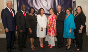 Seven Inducted Into SOE Alumni Hall of Fame