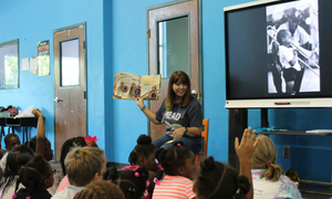 CELI, LOU Reads, Help Local Children Experience New Orleans Music Culture