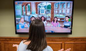 Virtual Classrooms Deliver Real Advantage for UM Education Majors