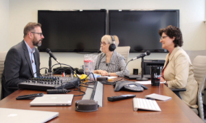 EdsUp! UM Faculty Launch Early Childhood Podcast