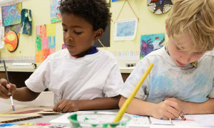Hardin Foundation Gift to Bolster Excellence in Child Education
