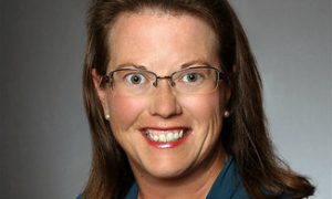 Foster Receives National Geography Teaching Award