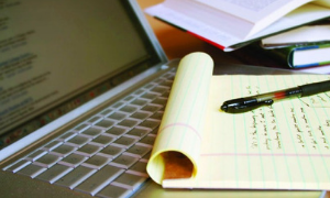 Higher Education Students Offer Writing, Publishing Advice