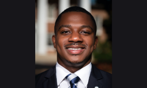 Graduate Student Receives an Order of Omega Fellowship