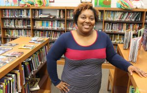 Erica Avent, Ed.D. in Elementary Education