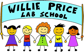 Willie Price Lab School Logo
