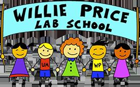 Willie Price Lab School Logo
